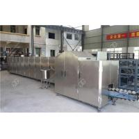 Buy cheap Full Automatic Wafer Cone Making Machine Model M from wholesalers