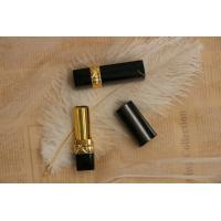 Buy cheap Lipstick Cases Black Golden Band from wholesalers