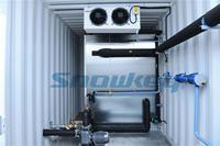 Concrete Cooling System Containerized Water Chiller