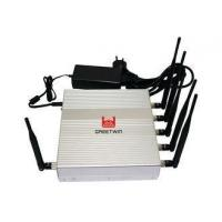 Wholesale Wireless Cell Phone Frequency Jammer / Cell Signal Blocker Jammer WIFI GPS from china suppliers