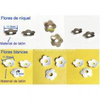 Buy cheap Fantastic Brass Flower Findings 11.5mm from wholesalers