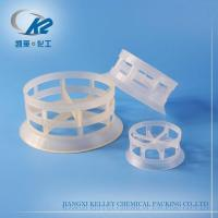 Wholesale Plastic Cascade Mini Ring Ceramic Tower Packing from china suppliers