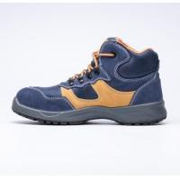 China Low Cut Leather Work Steel Toed Footwear Safety Shoes Safety Boots on sale