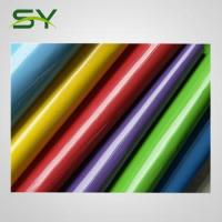 Sgs certification safe and durable fire retardant pvc tarpaulin
