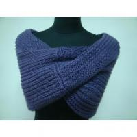 Women's knitting Shawl
