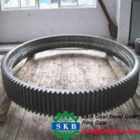 China Diesel engine parts S19 Fly wheel with ring gear on sale