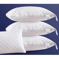 Buy cheap 100% Cotton down proof comfortable home hotel pillow quilting cotton pillow from wholesalers