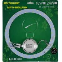 Buy cheap LED-PCBA-R18DLed ceiling light round lampe 18W replace H tube from wholesalers