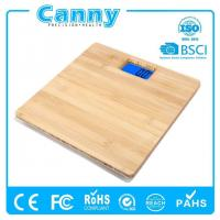 Buy cheap Bathroom scale CB502Bamboo Bathroom scale from wholesalers