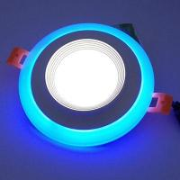 Buy cheap 1.LED Panel Downlight DBL Colors LED Downlight from wholesalers