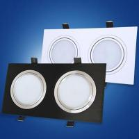 Buy cheap 1.LED Panel Downlight Double LED Downlight from wholesalers