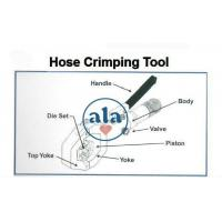 Buy cheap AC HOSE Crimping tools from wholesalers