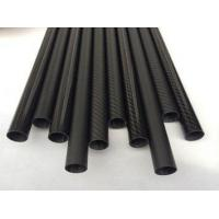 Buy cheap Carbon fiber tube 3K 6040 from wholesalers
