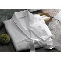 Wholesale Hotle Bed Linen Shawl Collar Spa Robe from china suppliers