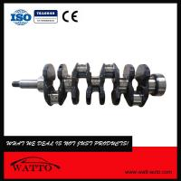 Buy cheap Durable Quality OM403 Crankshaft Forge Cast Iron from wholesalers