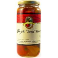 Buy cheap Sweet Mini Bell Peppers Box (3 Jar) 16 oz each from wholesalers