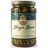 Buy cheap Blazes Beans Spicy Pickled Green Beans Box (2 Jar) 25 oz each from wholesalers