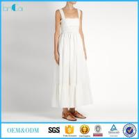 Wholesale Long White Maxi Dress LCA73058 from china suppliers