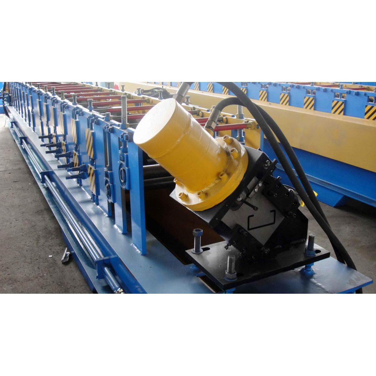 Buy cheap Light Gauge Steel Profile Machine from wholesalers