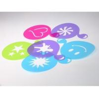 household product 6 Coffee Stencils