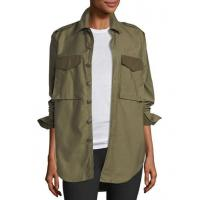 Wholesale Rag & Bone Button-Front Surplus Shirt Jacket Women Apparel from china suppliers
