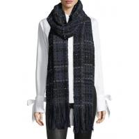 Buy cheap Rag & Bone Linton Tweed Scarf W\/ Fringe Jewelry & Accessories Scarves Wraps from wholesalers