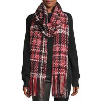 Buy cheap Rag & Bone Linton Tweed Fringed Wool-Blend Scarf Jewelry & Accessories Scarves Wraps from wholesalers