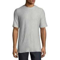 Buy cheap Rag & Bone Rigby Double-Layer Crewneck T-Shirt Greyivory Men Apparel Polos & T-Shirts from wholesalers
