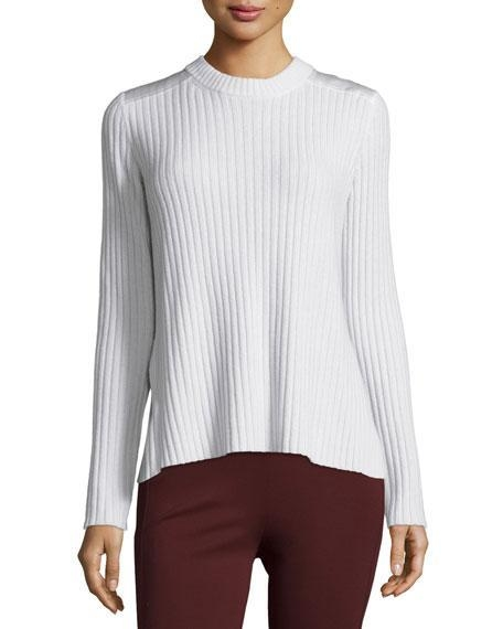 Quality Rag & Bone Amanda Cashmere Pullover Sweater Ivory Women Apparel Sweaters for sale