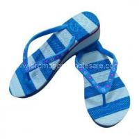 Buy cheap Wholesale China Plastic EVA Personalized Slippers For Summer from wholesalers
