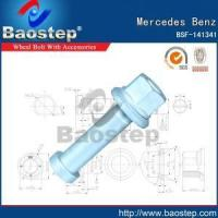 Wholesale Cold Forged Mercedes Benz Wheel Nuts and Bolts from china suppliers