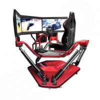 Buy cheap 3-screen VR Racing Simulator from wholesalers