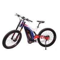 Buy cheap 48v 1000w mid drive electric mountain bike-EZBIKE from wholesalers