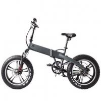 Wholesale 48v Fat Tire Electric Bike Folding with Hidden Battery from china suppliers