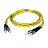 Buy cheap FC To ST Duplex Single Mode Fiber Optic Jumper from wholesalers