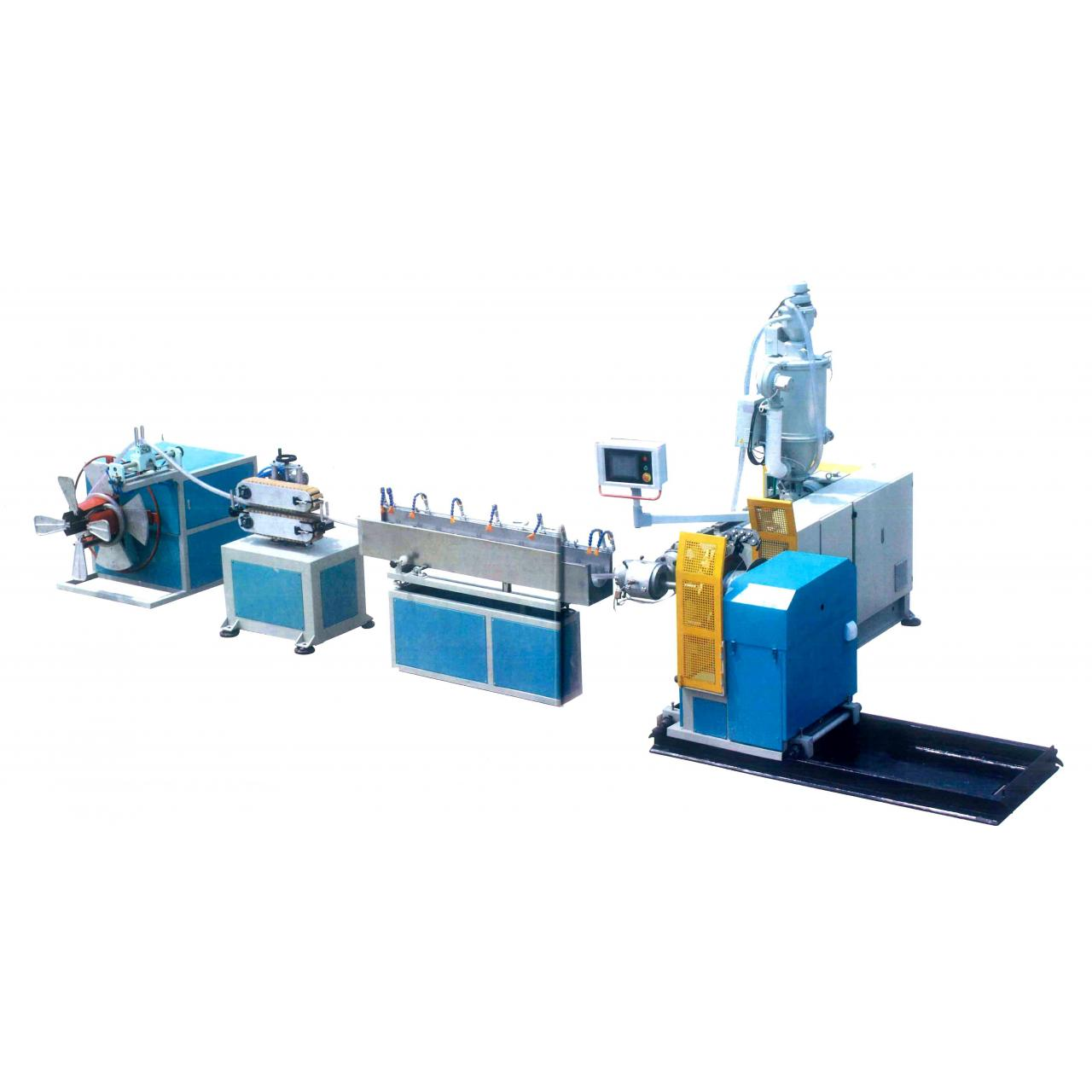 Wholesale abstract PVC pipe production line LEARN MORE PVC pipe production line from china suppliers