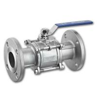 Wholesale ANSI Ball Valve 3PC from china suppliers
